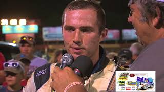 July 28, 2018 - Lincoln Speedway; 410, 358 Sprints and Modifieds