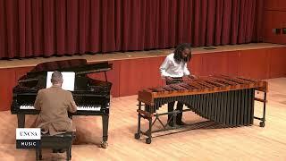 UNCSA Music Student Recital - Greg Freeman, percussion