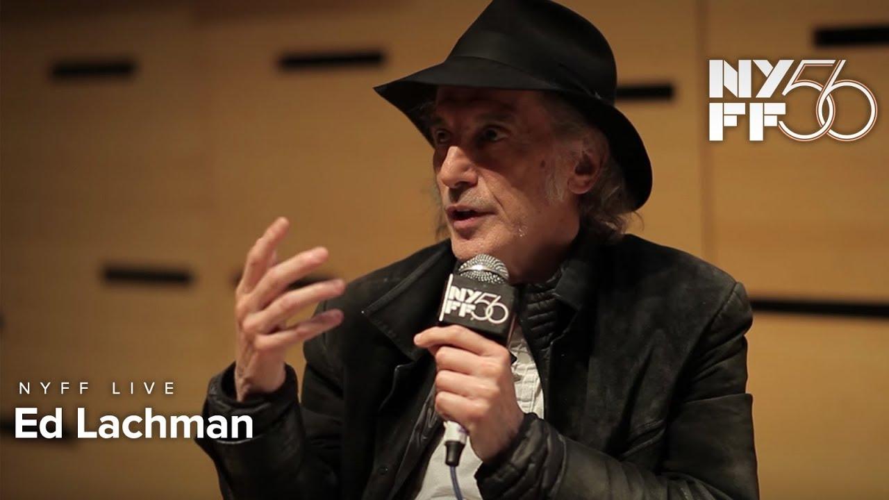 NYFF Live: Ed Lachman | NYFF56