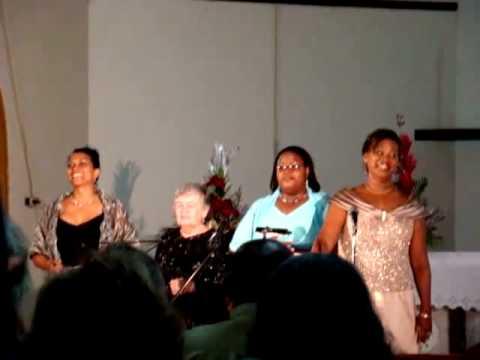 Grenada - Christmas Medley-Valerie Daniel & Group