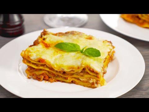 Мясная ЛАЗАНЬЯ - жемчужина итальянской кухни. Рецепт от Всегда Вкусно!