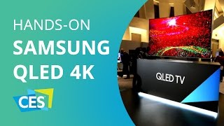 Samsung apresenta nova tecnologia QLED para TVs [CES 2017]