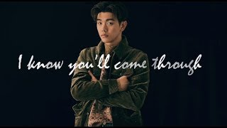 Eric Nam - Come Through (Lyric Video)