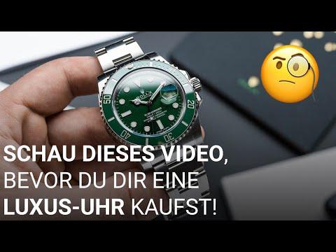 Der YouTube Kanal für LUXUS-UHREN in Deutschland! WATCHVICE