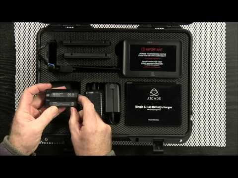 StudioTech 106 - The New Atomos Ninja Blade HDMI Field Recorder