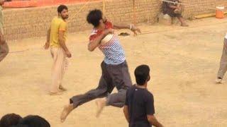 Gambar cover Ch Kamala Gujjar Best Shooting volleyball match   Kamal Da Kamal Wekh  