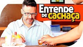 ENTENDE DE CACHAÇA - PIADA DE BAR - PARAFUSO SOLTO