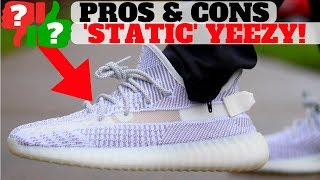 Yeezy Static Review