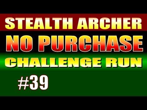 Skyrim Walkthrough NO GOLD CHALLENGE RUN - Part 39 - Halted Stream Camp