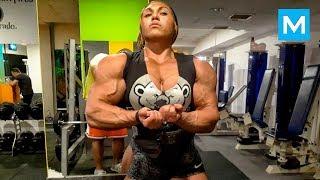 BIGGEST Female Bodybuilder - Nataliya Kuznetsova | Muscle Madness