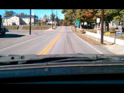 Vine Grove Kentucky On a Beautiful Fall day