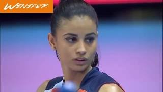 Winifer Fernández ULTIMATE Highlights (HOT & SKILLED)