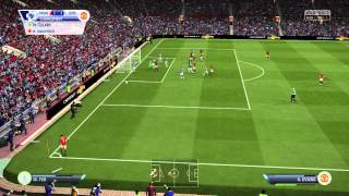 Fifa 15 XBOX ONE   Mode Carrière Manchester United #3