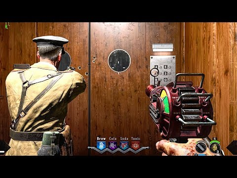 CALL OF DUTY BLACK OPS 4 Zombies Classified Gameplay Walkthrough [1080p HD 60FPS PS4] No Commentary