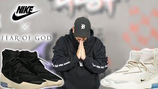 Fear of God X Nike   So verdienst du ganz schnell Geld !