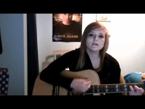 Lead me on by Gloriana. Cover by Andria Bretzlaff