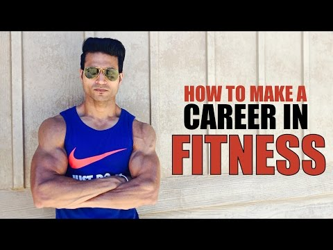 How to Make a CAREER in FITNESS | Including Certifications &
