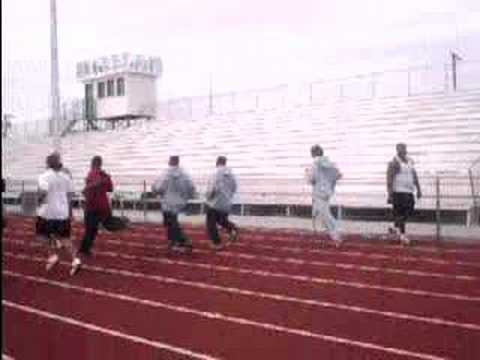 coachmo.com Pro Combine Training: Vince Jackson, Lofa Tatupu, Roddy White, Kelvin Hayden & others