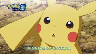 POKEMON THE MOVIE: I CHOOSE YOU! (Official Trailer 1) :: IN CINEMAS 23 NOVEMBER 2017 (SG)