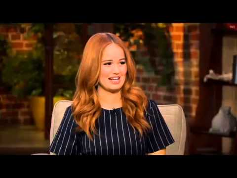 Disney Channel Star Debby Ryan Speaks Out On Dating Violence