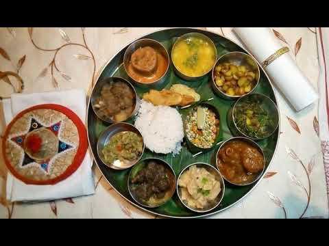 Provincial dish of Assam - India