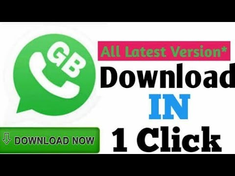 How to download GB what's app in 36.6mb