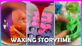 Satisfying Waxing Storytime ✨😲 #114 AITA for not paying for my GF on a family vacation?