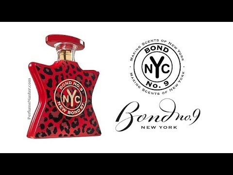 088119e3b853 Bond No 9 New Bond St New Fragrance - YouTube