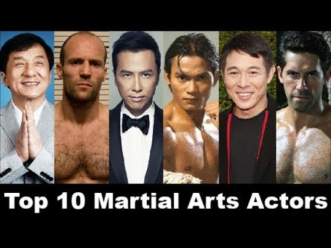 Top 10 Martial Arts Actors In The World | Greatest | Best | Of All Time | Iconic | Ever | Artist
