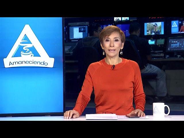 Amaneciendo: Es noticia (Noviembre 17)