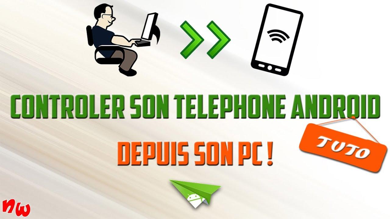 [Tuto] Contrôler son téléphone Android depuis son PC ! | Airdroid