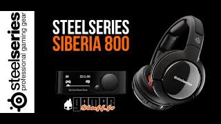 steelseries h wireless siberia 800 test audio du microphone