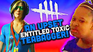 Dead By Daylight Ps4 Salt Diaries- Salty Toxic TeaBagger Cant Handle The Consequences