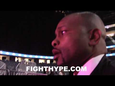 ROY JONES JR. IMMEDIATE REACTION TO ANDRE WARD'S WIN OVER SERGEY KOVALEV