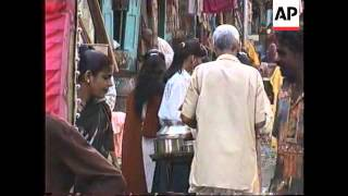 Repeat youtube video INDIA: BOMBAY: GIRL PROSTITUTES BEING RESCUED BY BROTHEL BUSTERS