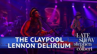 The Claypool Lennon Delirium Perform 'Blood And Rockets'