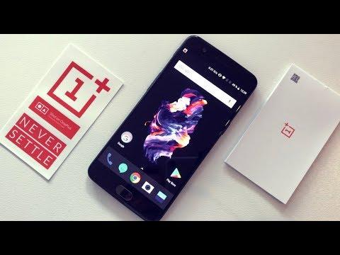 OnePlus 5: Ausführlicher Testbericht/Review [4K in Deutsch]
