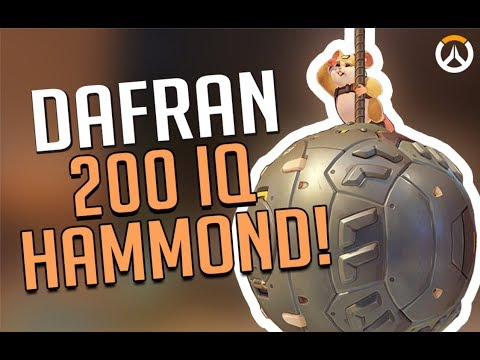Dafran PLAYS HAMMOND AND MAKES 200IQ PLAY