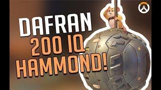 Dafran PLAYS HAMMOND AND MAKES 200IQ PLAY