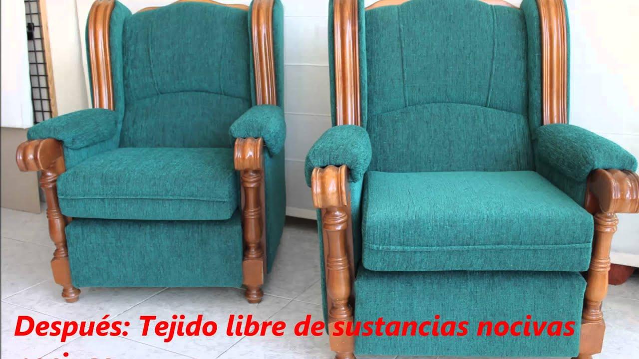 Tapizar sof youtube - Tapizar sillon paso a paso ...