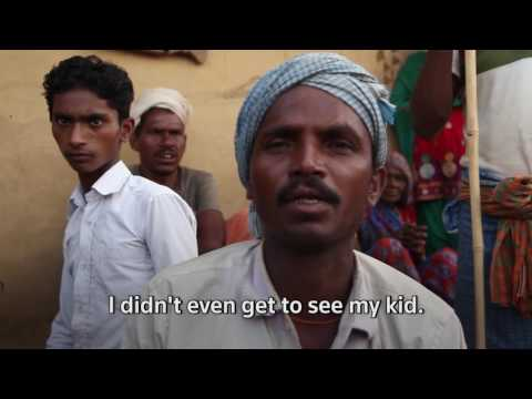India's mica mines: A death trap for child workers