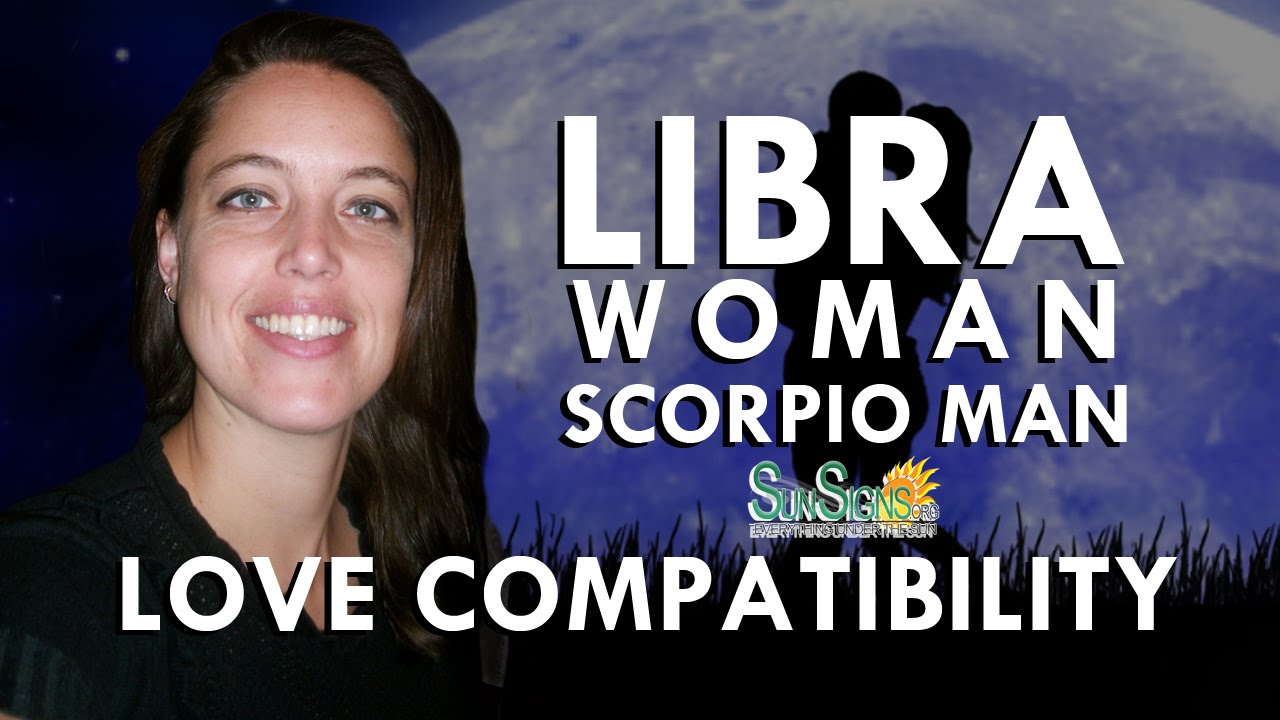 Libra Woman Scorpio Man  An Uncertain  Unpredictable -9704