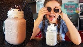 Shake oreo - mega szybki sposób! :)