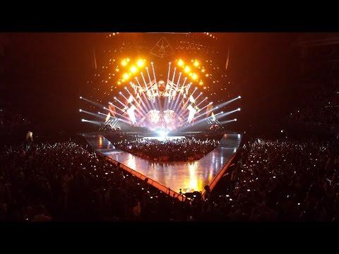 Katy Perry - Roar & Part Of Me - Prismatic World Tour Monterrey