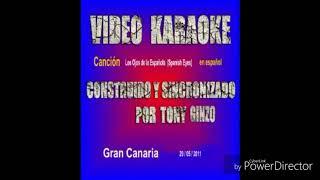 Ojos españoles karaoke