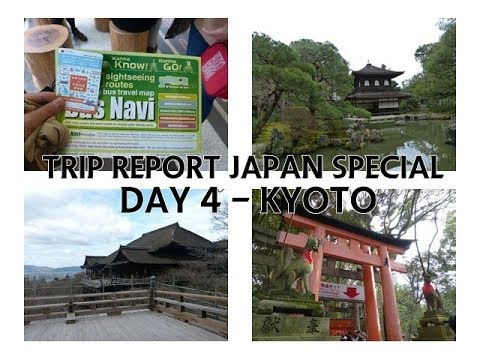 [17 Min.] Trip Report 'Japan Special' | Day 4 - Kyoto