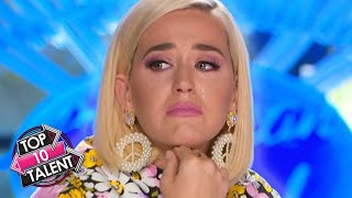 10 INSPIRATIONAL Auditions That Made The Judges CRY On American Idol 2021!