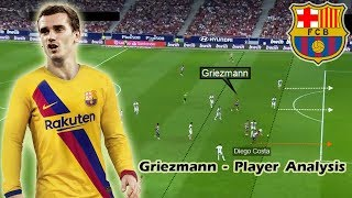 New Barcelona Signing   Antoine Griezmann   Player Analysis