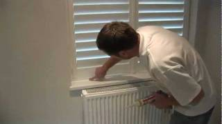 How To Fit Diy Plantation Shutters