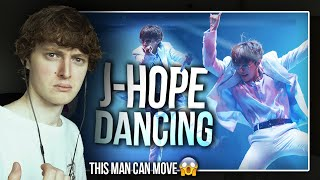 Download THIS MAN CAN MOVE! (BTS J-Hope Dance Compilation | Reaction/Review)